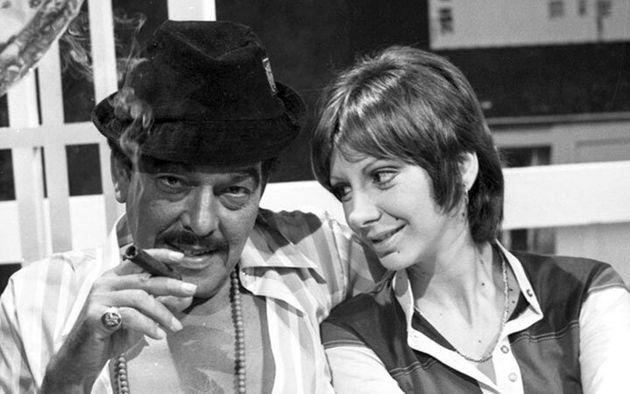 Paulo Gracindo e Marília Pêra em