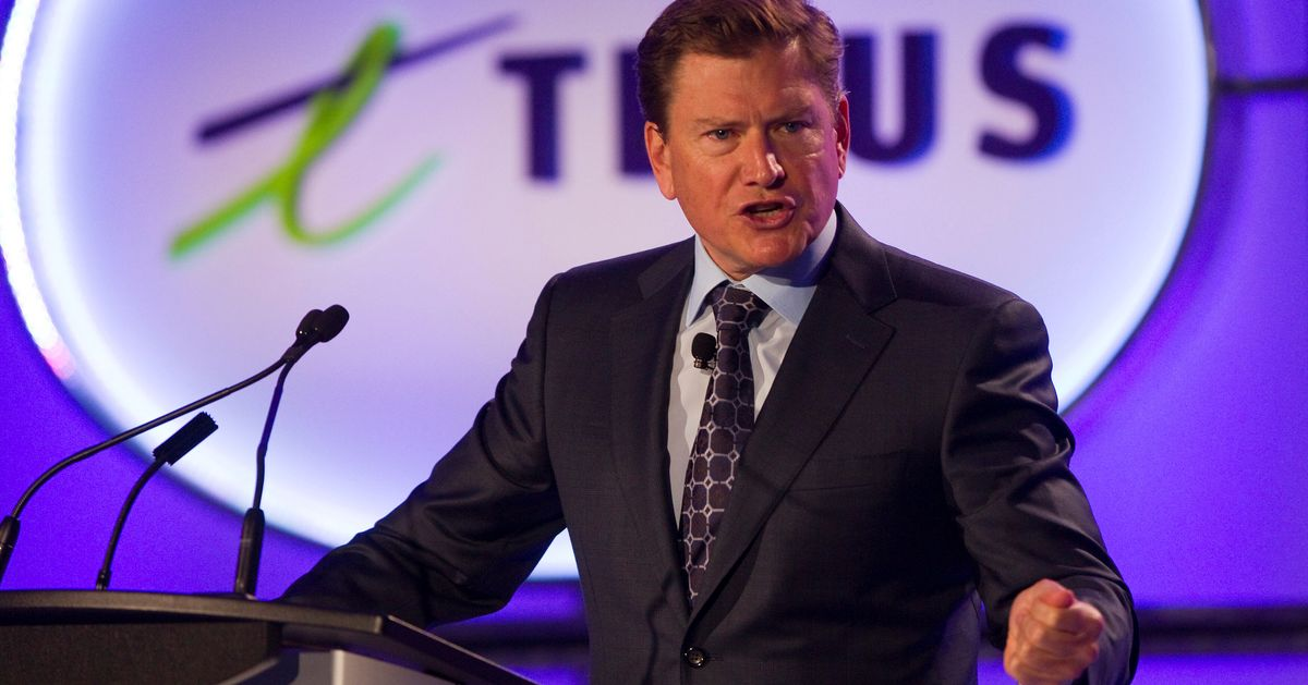 Telus Could Cut 5,000 Jobs If New CRTC Rules Happen, CEO Says