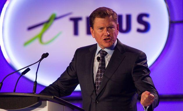 Telus CEOのDarren Entwistleが、5月8日にバンクーバーで開催された同社の年次総会で講演します。