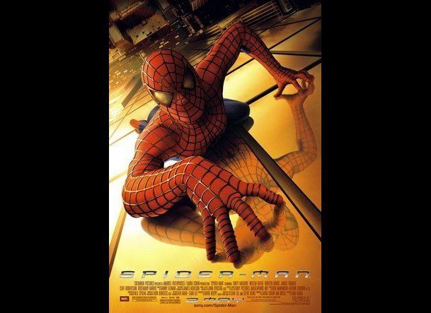 In 2002 cult director Sam Raimi finally brought our favorite web-slinger to the big screen. The film, Spider-Man, was a huge