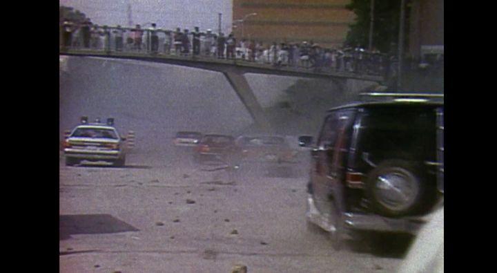 Capture d'écran tirée du documentaire «Rocks at Whiskey Trench».
