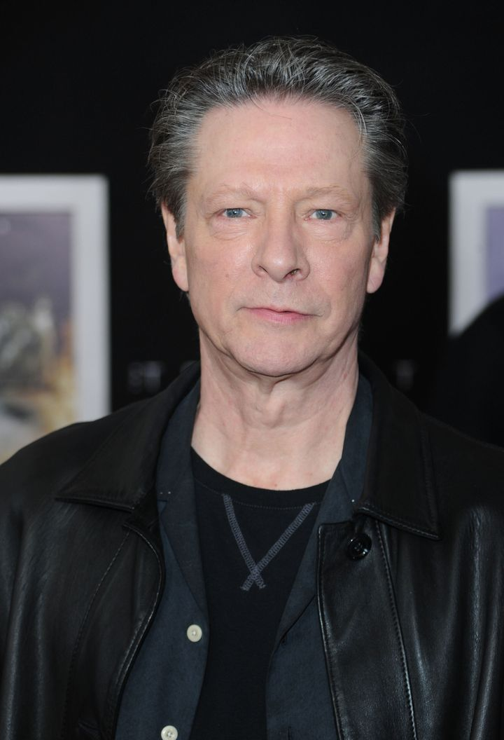 LOS ANGELES, CA - DECEMBER 06:  Actor Chris Cooper arrives at the premiere of Touchstone Pictures and Miramax Films' 'The Tem