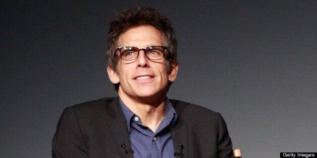NEW YORK, NY - APRIL 21:  Actor Ben Stiller attends Tribeca Talks: Directors' Series: Jay Roach With Ben Stiller on April 21,