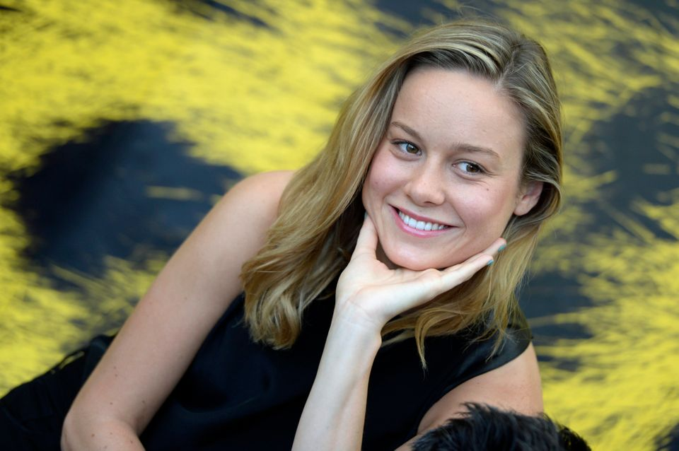 "Actress Brie Larson from the US poses during a photo call for the movie ""Short Term 12"" at the 66th Locarno International Fil"