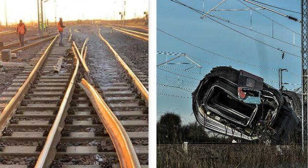 Treno deragliato, anche l
