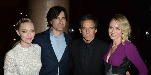 TORONTO, ON - SEPTEMBER 06:  Actress Amanda Seyfried, writer/director Noah Baumbach and actors Ben Stiller and Naomi Watts at
