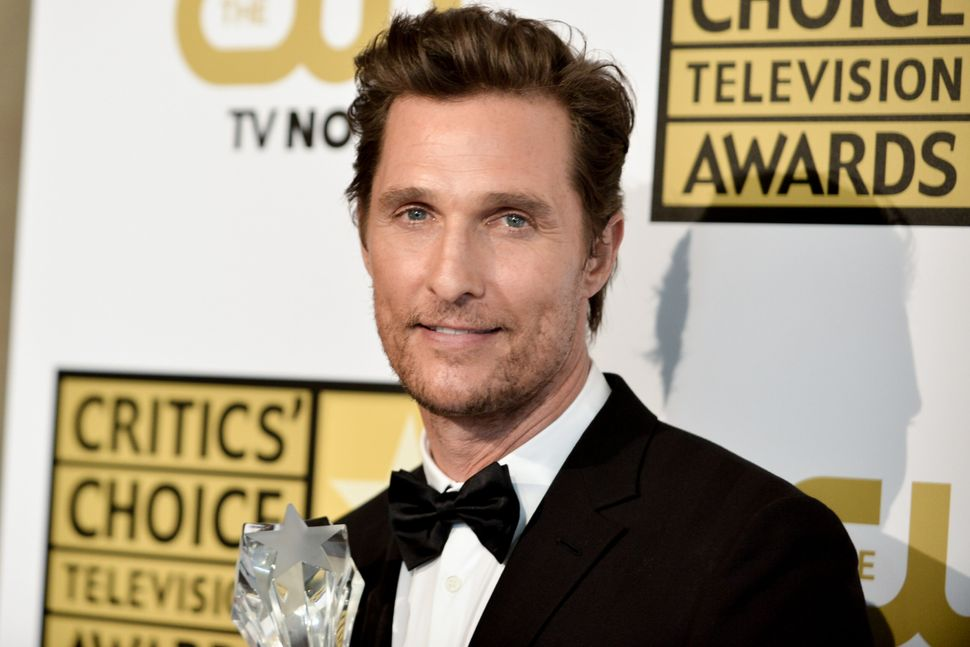 "The reigning Best Actor winner is back for one of fall's biggest, most mysterious titles. ""Interstellar"" has only <a href=""ht"