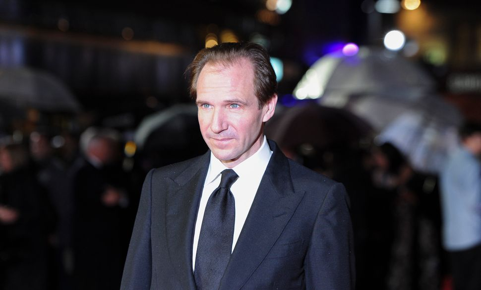 If voters revisit their scrapbooks from the first half of 2014, they'll remember that Ralph Fiennes gave one of the few stand