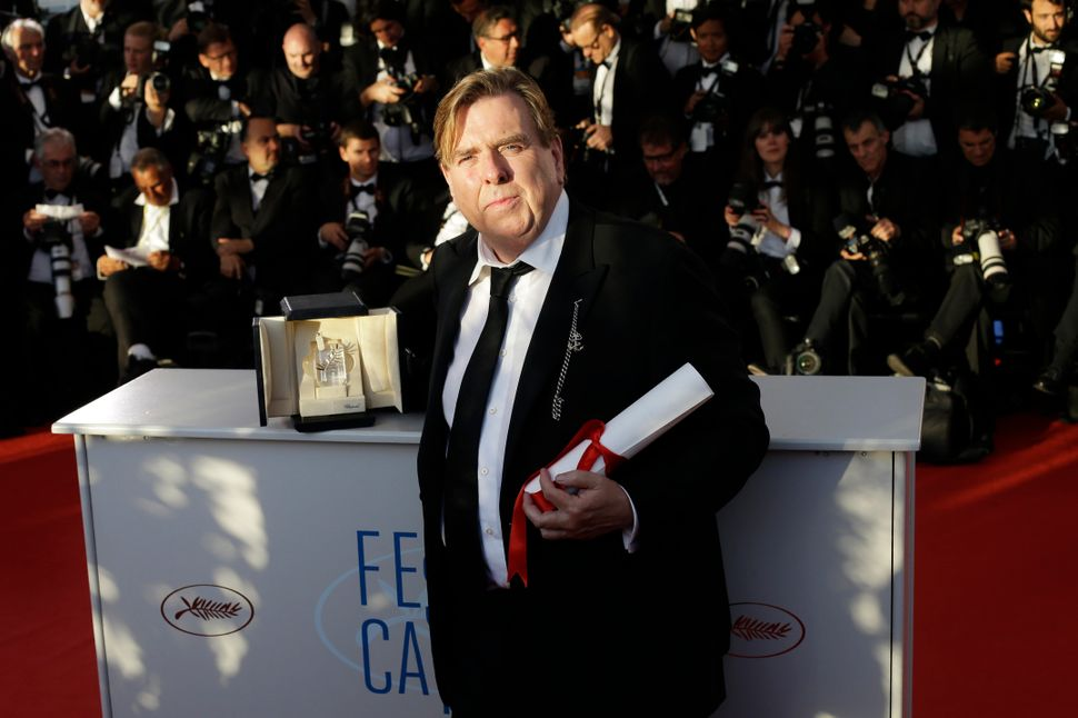 Timothy Spall was a champion of this year's Cannes Film Festival, taking home the Best Actor prize for playing 19th-century E