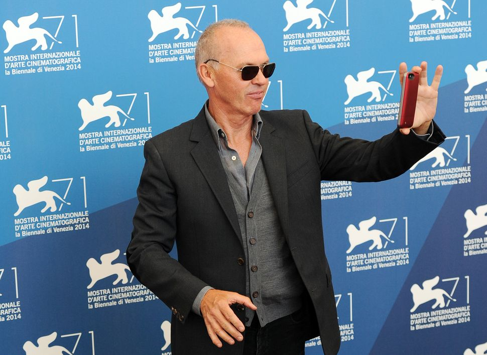 "Michael Keaton has never been nominated, and he hasn't appeared in a movie that's even touched Oscars' radar since ""Jackie Br"