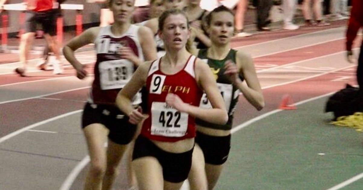 I Reclaimed My Sport After Years In Guelph's Toxic Running Culture