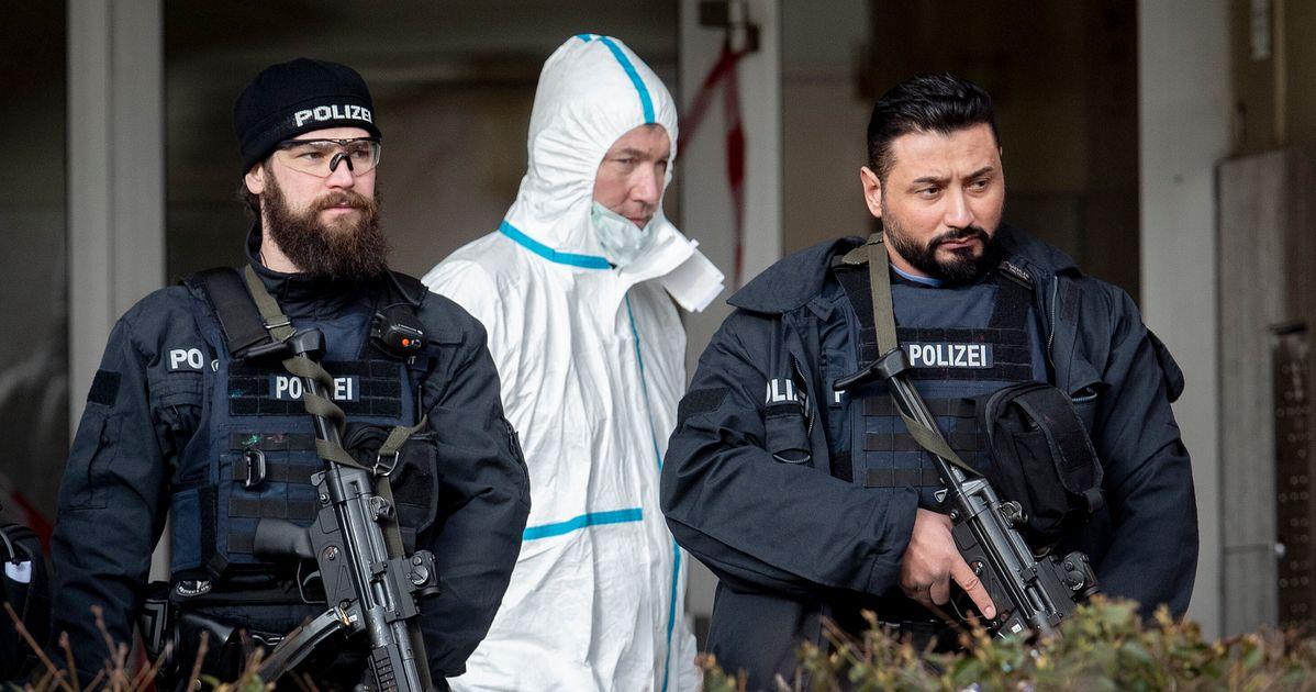 Ce que l'on sait de Tobias R., le suspect des fusillades de Hanau