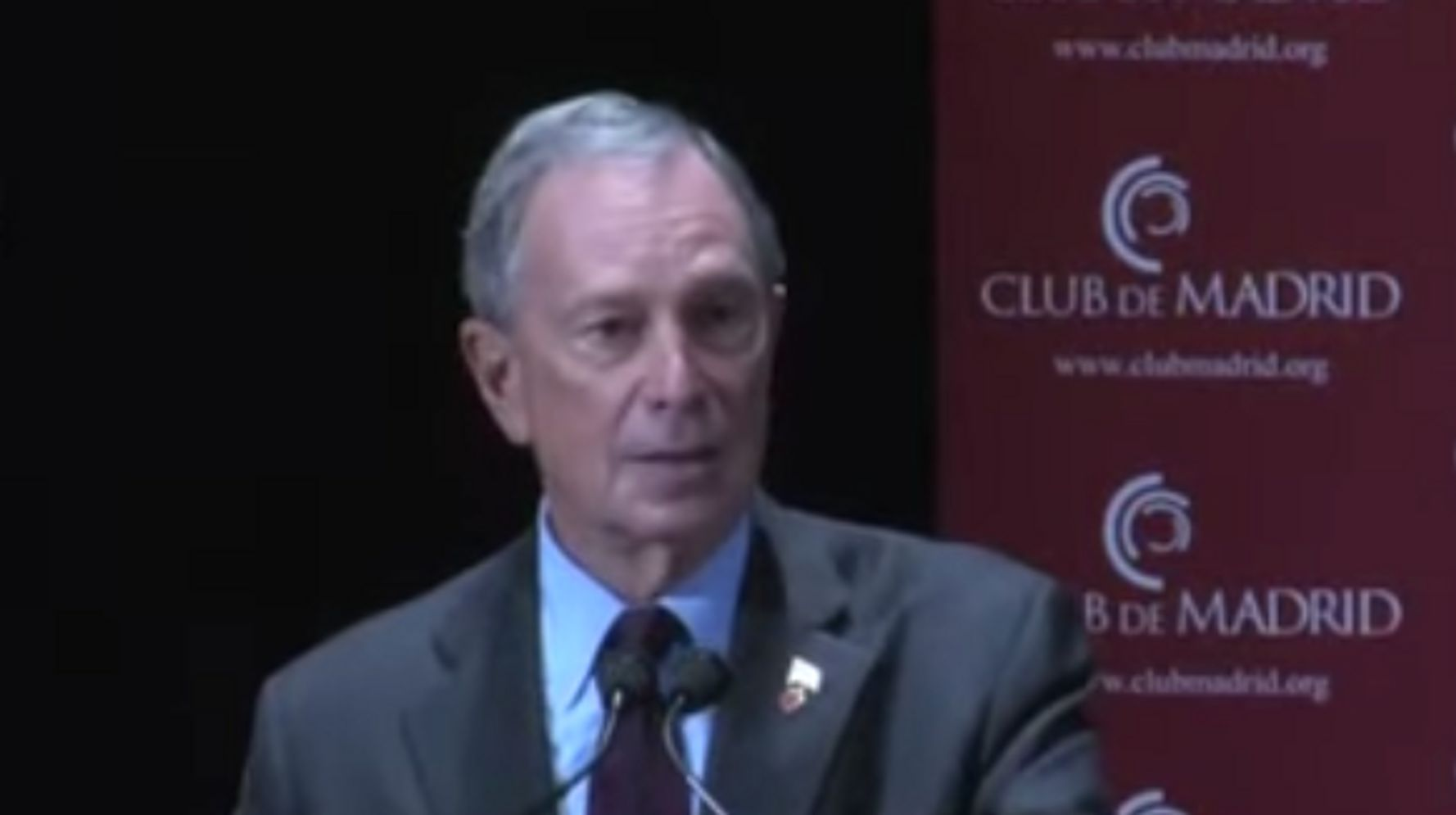 Bloomberg In 2011: New York City Has 'Virtually No Racial Problems'