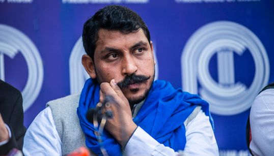 Bhim Army Chief Chandrashekhar Azad Permitted To Hold Rally In Front Of RSS Premises In