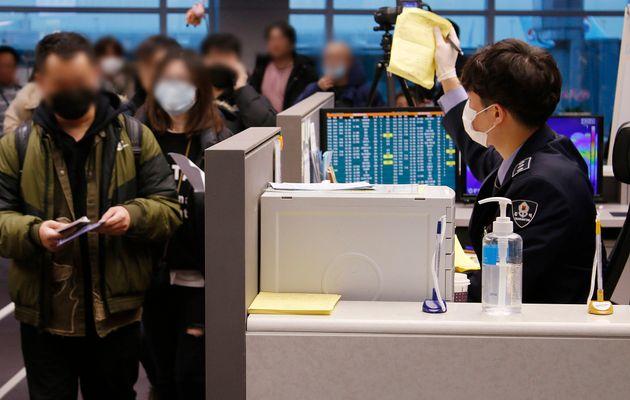 일부 국가들이 '코로나19' 여파로 한국인 입국에 제한 조치를