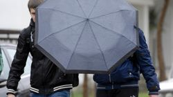 Βροχές και πτώση της θερμοκρασίας τα χαρακτηριστικά του καιρού – Πότε θα εξασθενήσουν τα