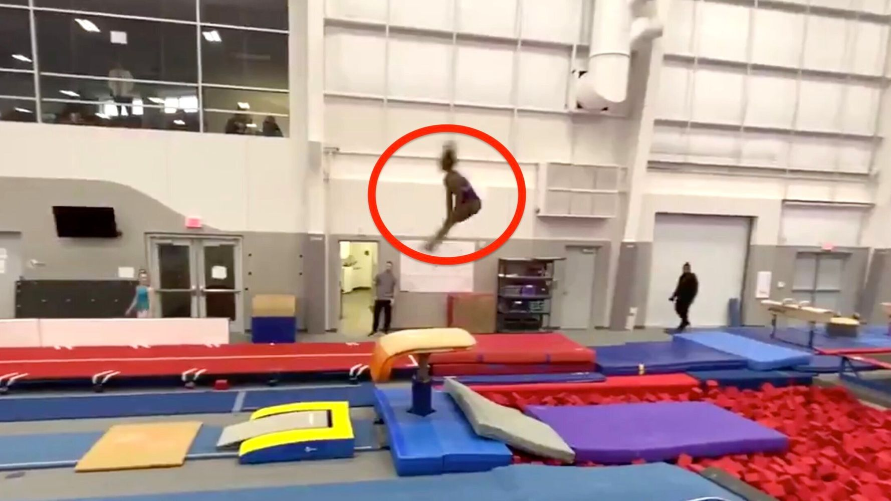 Simone Biles Teases A Move No Female Gymnast Has Ever Pulled Off In Competition