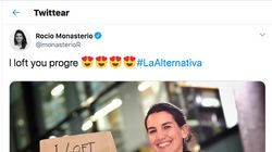 Rocío Monasterio sube esta foto a Twitter y se le vuelve en contra: decenas de montajes con el