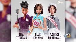 Η Barbie συστήνει στα κορίτσια γυναίκες- πρότυπα με τρεις νέες