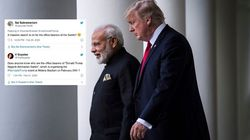 What Even Is Donald Trump Nagrik Abhinandan Samiti? Twitter Has A Lot Of