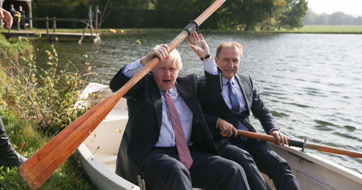 Boris Johnson Has Not Been Seen For A Week Despite Storm Dennis Floods