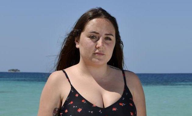 Rocío Flores, en 'Supervivientes