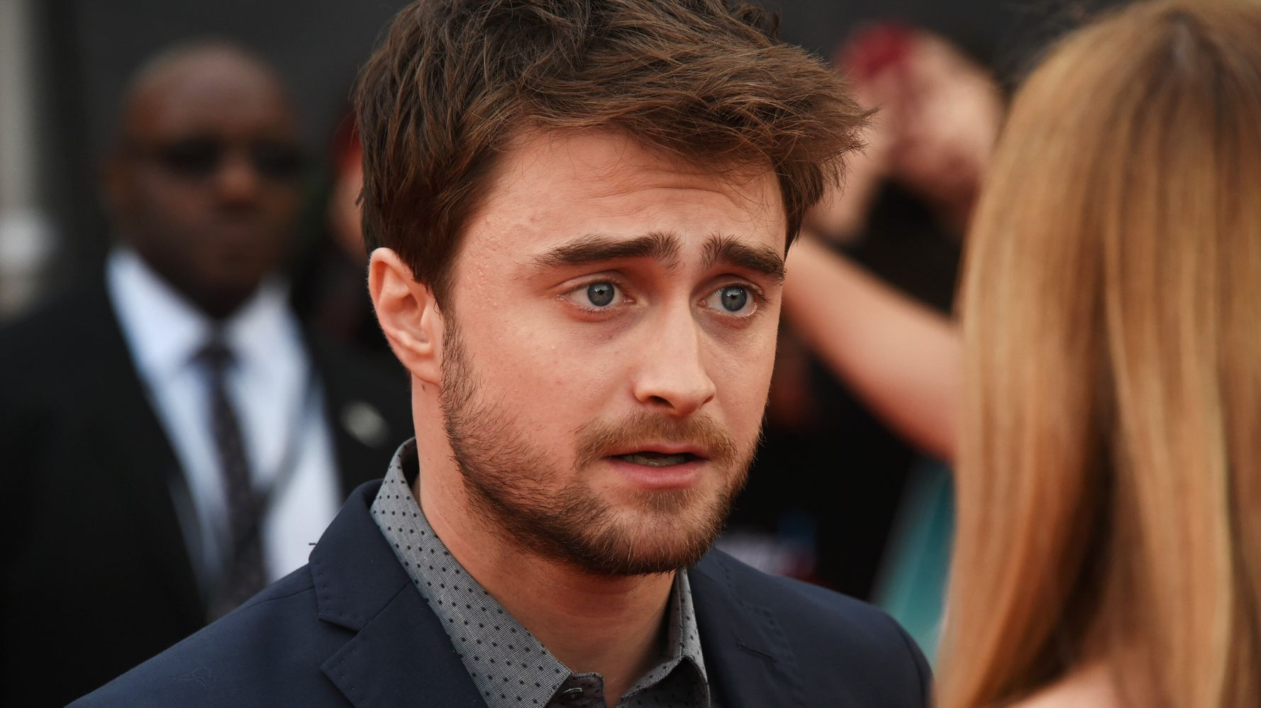 Daniel Radcliffe: 'My Entire Life And Career Is Built On Luck And Privilege'