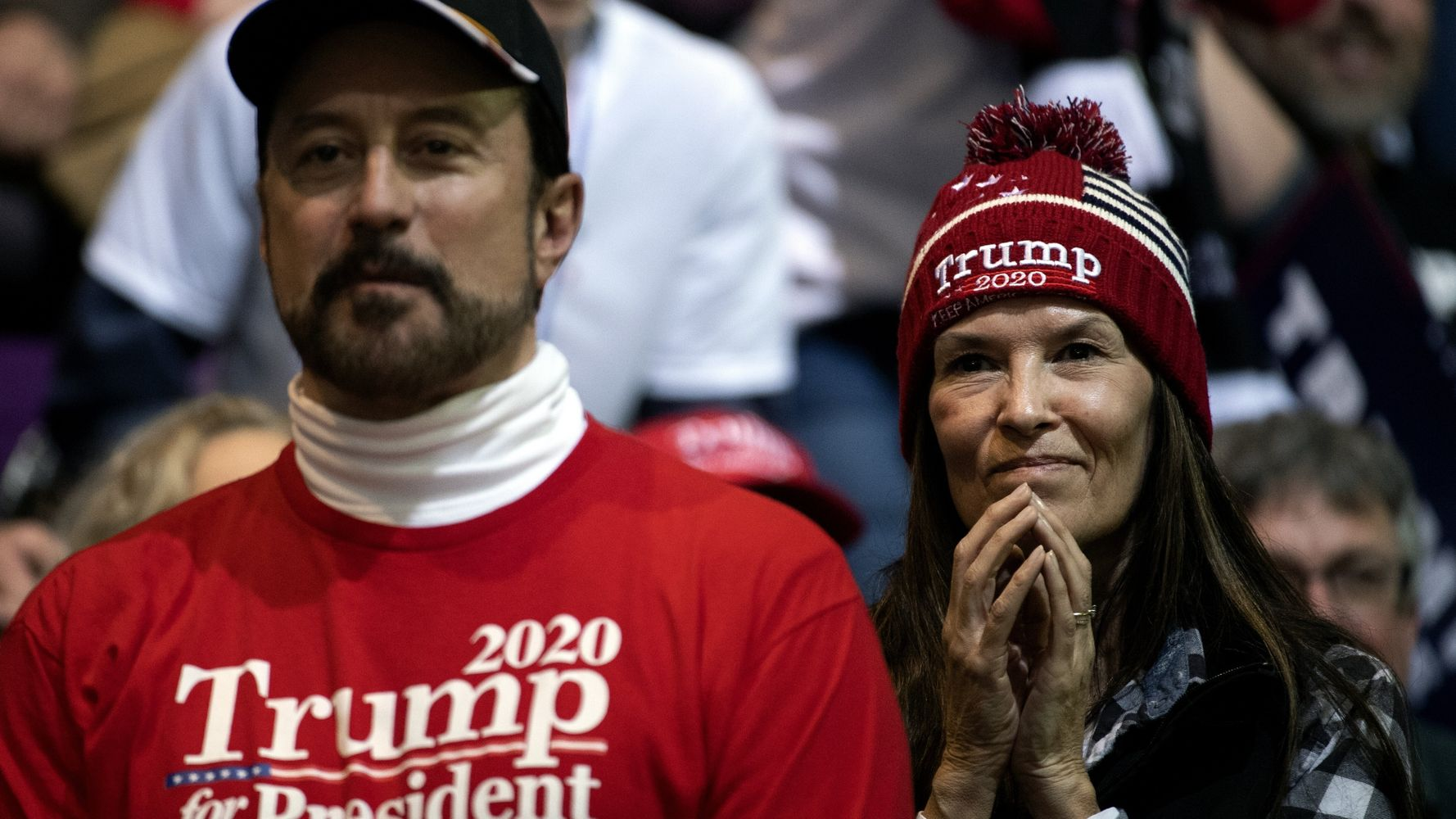 At Rocky Mountain MAGA Rally, Trump Is 'Acquitted Forever' And Ever, Amen