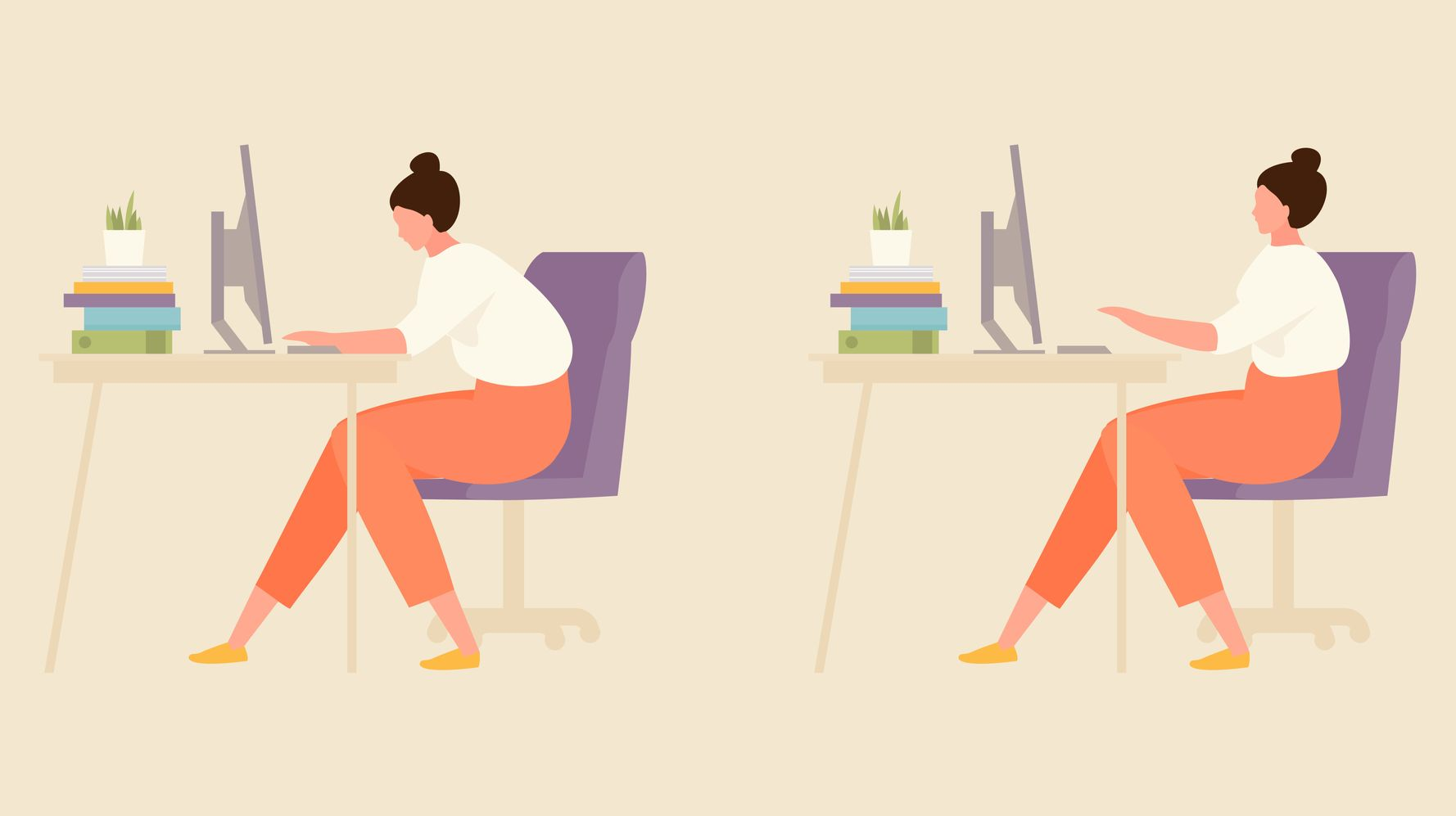How To Improve Your Posture With Small, Day-To-Day Changes