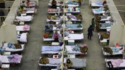 Coronavirus, in Cina si diffonde nelle carceri. Ospedali al