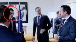 El gesto de Pedro Sánchez con un mandatario internacional que crea una situación de lo más