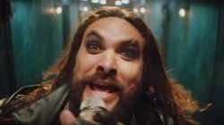 Jason Momoa maîtrise le lip sync comme personne dans ce clip d'Ozzy