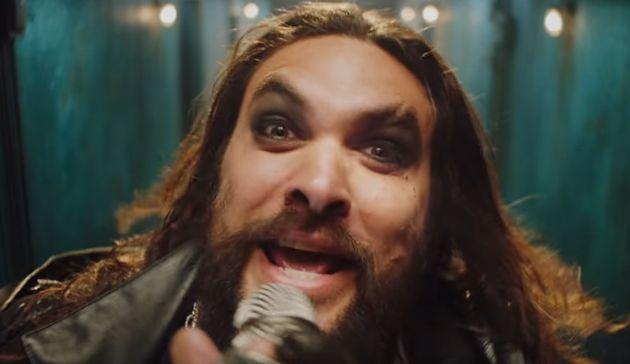 Jason Momoa dans le nouveau clip du chanteur
