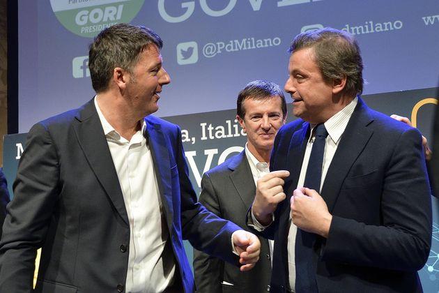 Renzi/(Calenda