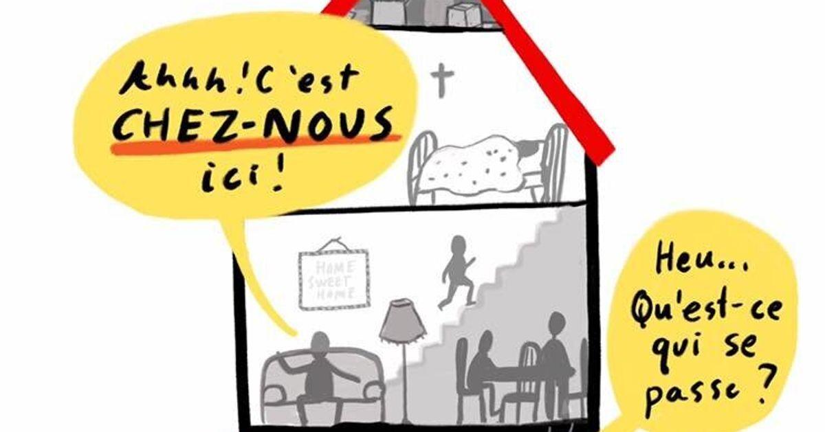 La bédé virale d'une illustratrice québécoise pour expliquer les racines des blocus ferroviaires
