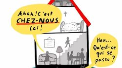La bédé virale d'une illustratrice québécoise pour expliquer les racines des blocus