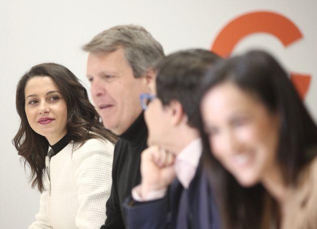 Imagen de archivo de una reunión de
