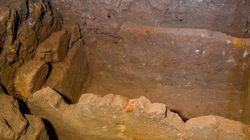 Serait-ce le tombeau de Romulus, fondateur de