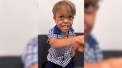 Famosos, deportistas y otros internautas se vuelcan con el niño de 9 años que sufre acoso