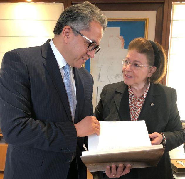 Συμφωνία Ελλάδας - Αιγύπτου για την προστασία πολιτιστικών αγαθών και την παράνομη διακίνηση