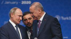 Ερντογάν σε Πούτιν: Ελέγξτε τις δυνάμεις της συριακής κυβέρνησης στην