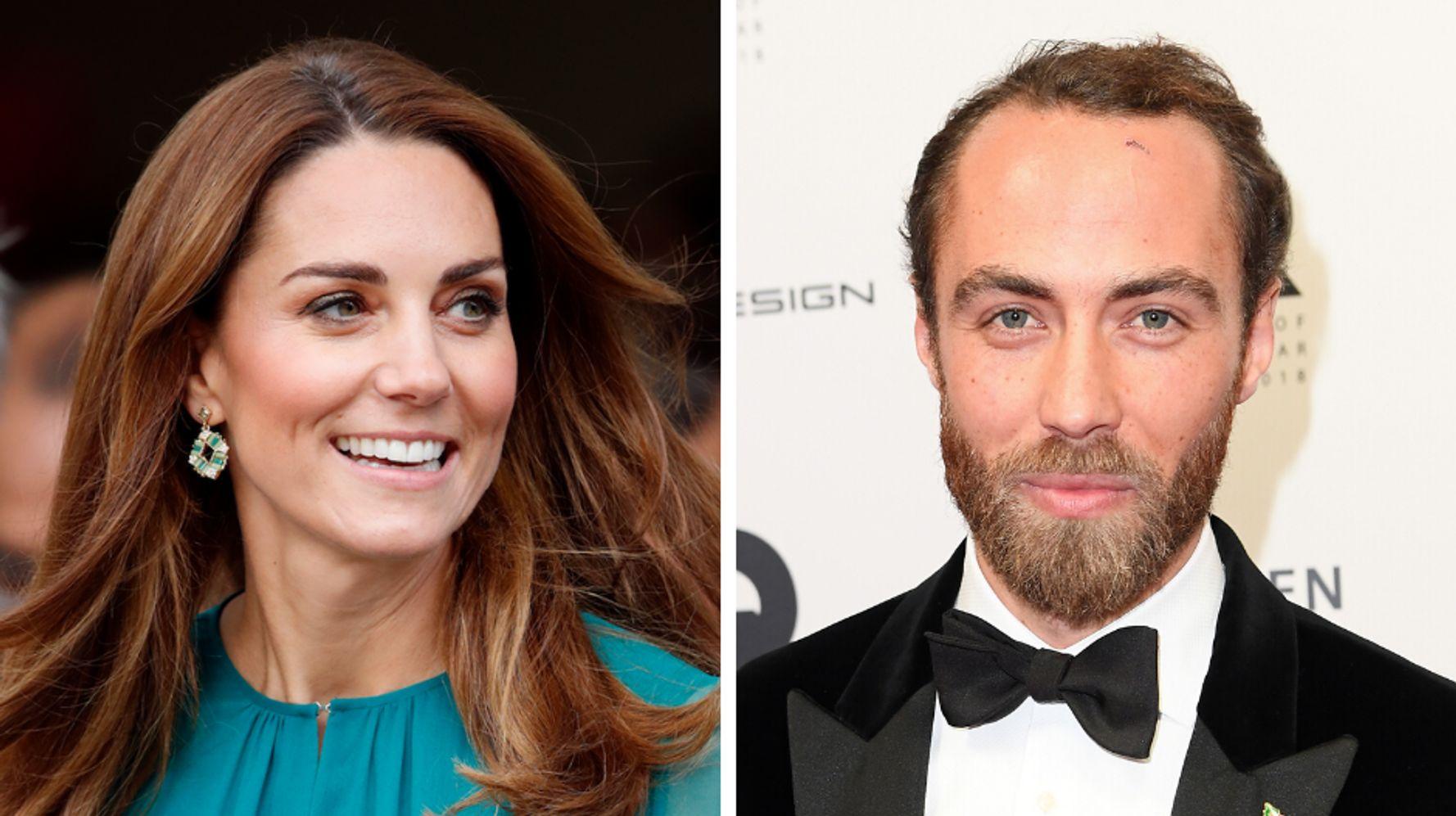 James Middleton Writes Sweet Post For Sister Kate Middleton's New Project