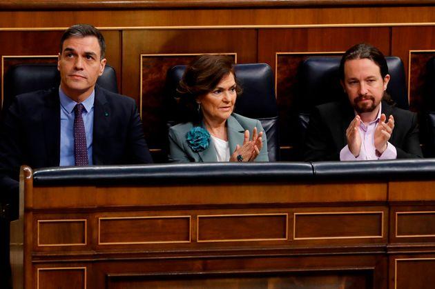 Sánchez, Calvo e