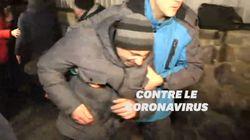 Un village ukrainien se révolte pour ne pas accueillir des personnes évacuées de