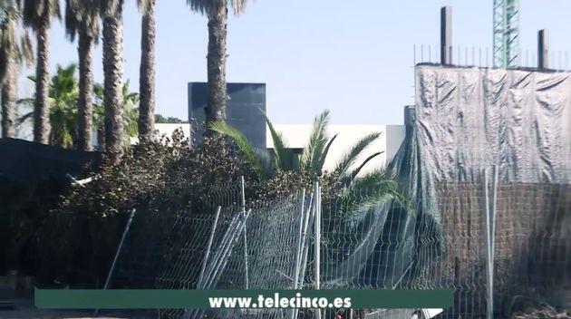 Casa Sergio Ramos y Pilar