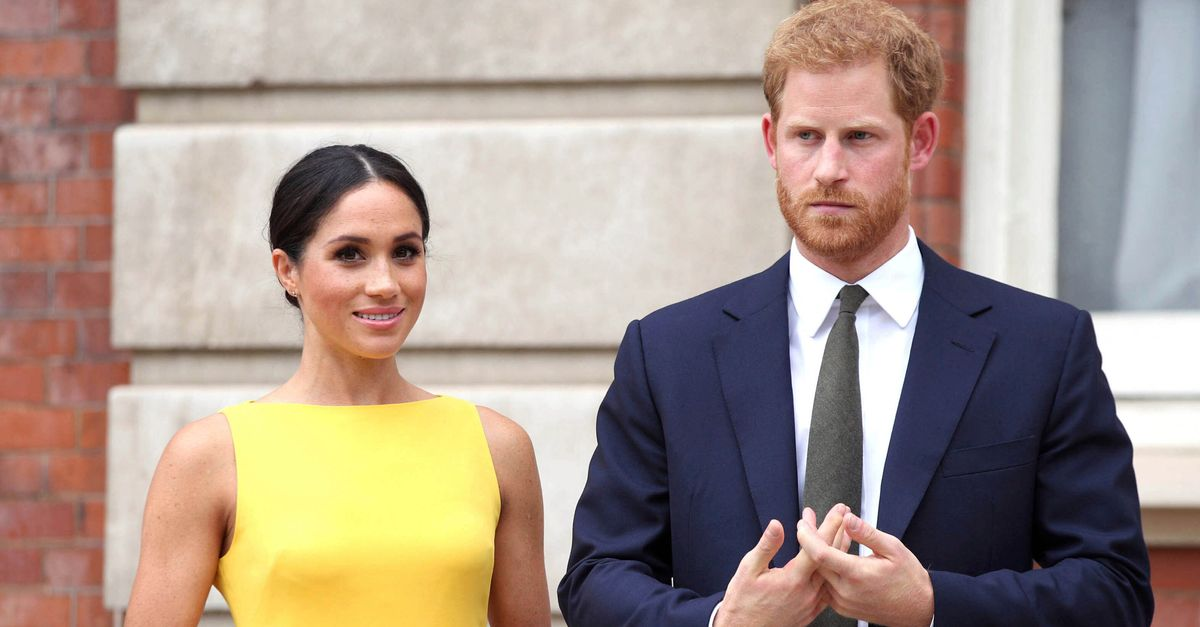 Harry And Meghan Will No Longer Use Word 'Royal' In Branding