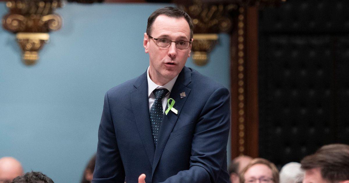 Affaire Weinstock: le PLQ dénonce le ministre de l'Éducation