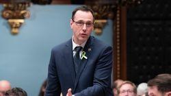 Affaire Weinstock: critiqué, le ministre Roberge reconnaît son