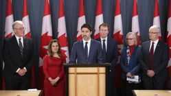 Trudeau: Barricades On Rail Lines, Transportation Routes Must Come