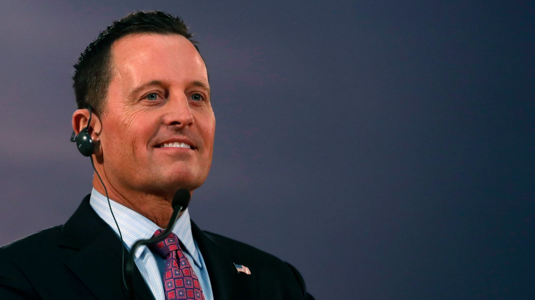 Image result for Richard Grenell and moldova